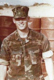 1st LT John Boyett, USMC